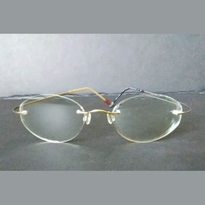 a99c73ff770 Ladies Marchon Airlock 2 Rimless Eyeglasses